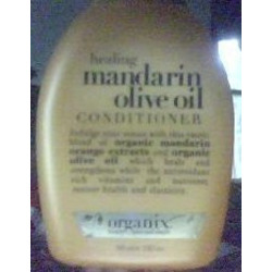 Organix Healing Mandarin Olive Oil Conditioner