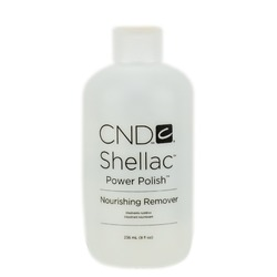 CND Shellac Power Polish Nourishing Remover