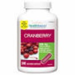 Health Balance Cranberry Vegetable Capsules