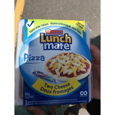 Schneiders® Lunch Mate™ Two Cheese Pizza