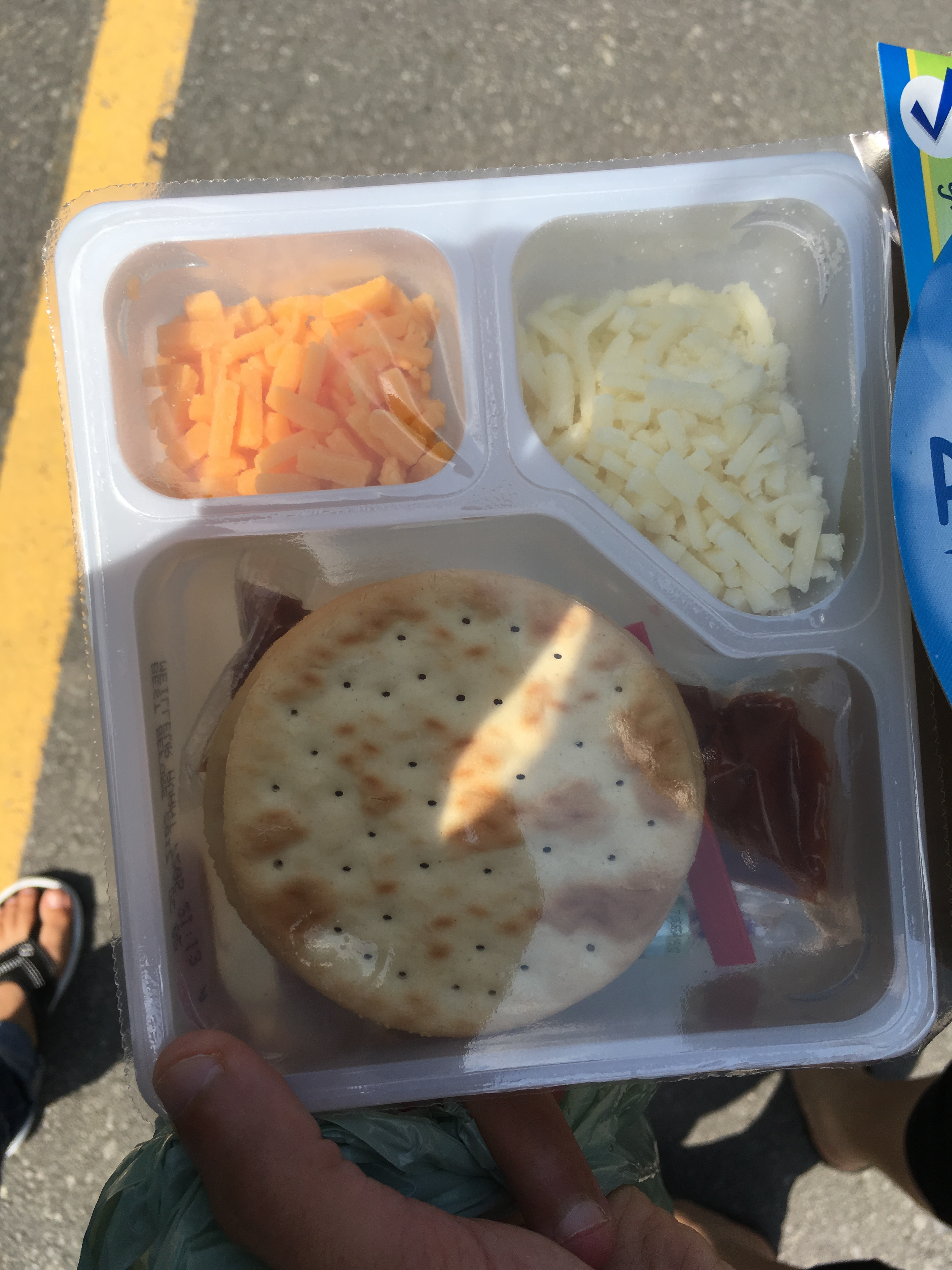 Schneiders 174 Lunch Mate Two Cheese Pizza Reviews In Snacks