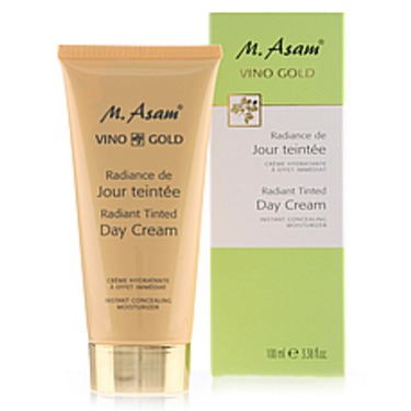 M. Asam Vino Gold Radiant Tinted Day Cream