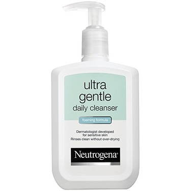 Neutrogena Ultra Gentle Daily Cleanser Foaming Formula