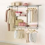 Rubbermaid Closet organization
