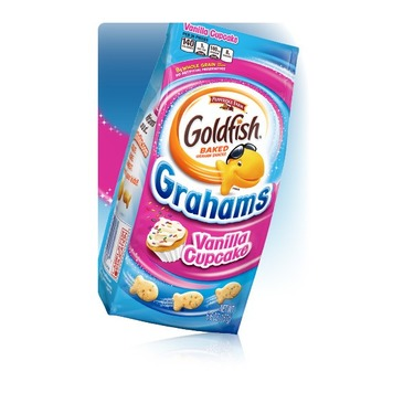 Pepperidge Farm Goldfish Grahams, Vanilla Cupcake