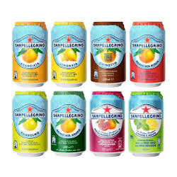 S. Pellegrino pomegranite