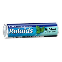Rolaids - mint flavour