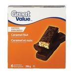Great value caramel nut granola bars