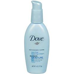 Dove Advanced Care Sheer Moisture Anti-Frizz Finishing Cream