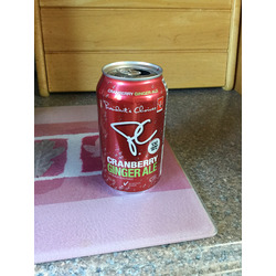 President's Choice Cranberry Gingerale