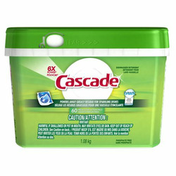 Cascade Action Pacs Dishwasher Detergent