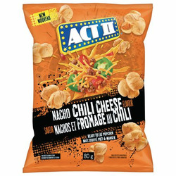 Act II Nacho Chili Cheese