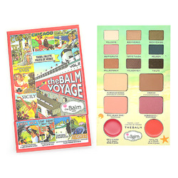 theBalm Cosmetics The Balm Voyage Vol. 2 Face Palette