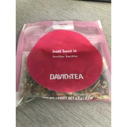 DAVIDs Tea Just Beet It Tea