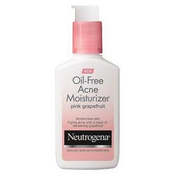 Neutrogena® Oil-Free Acne Moisturizer Pink Grapefruit