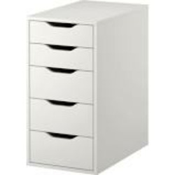Ikea Alex drawer unit