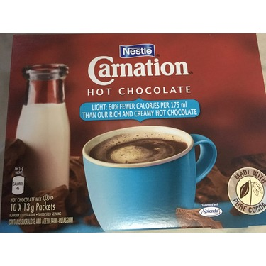 Nestle Carnation Light Hot Chocolate Reviews In Hot