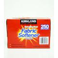Kirkland Refreshing Scent Fabric Softener Sheets