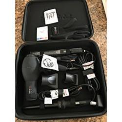 PARWIN BEAUTY Tourmaline Ceramic Hair Straightener Hair Curler and Dryer Set