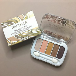 Pacifica Natural Mineral Eyeshadow Palette