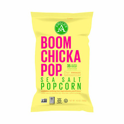 Angie's Boom Chicka Pop Sea Salt Popcorn