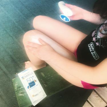 Garnier Ombrelle Kids Sun Protection Lotion SPF 50+