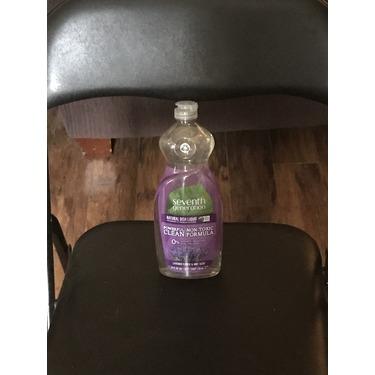 Seventh Generation Dish Liquid - Lavender Flower & Mint Scent