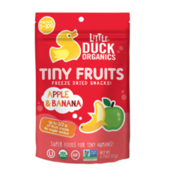 Little Ducks Organics Freeze Dried Fruit Snacks