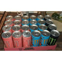 Monster energy drink pipeline
