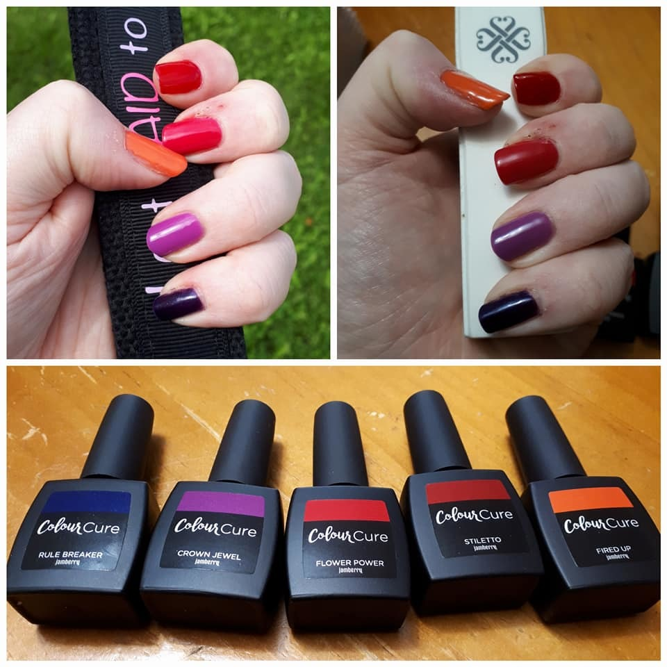 Jamberry Colourcure Gelpolish Hybrid Reviews In Nail Polish