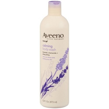 Aveeno Active Naturals Positively Nourishing Calming Body Wash
