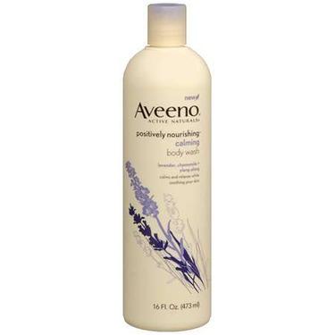 Aveeno Active Naturals Calming Body Wash