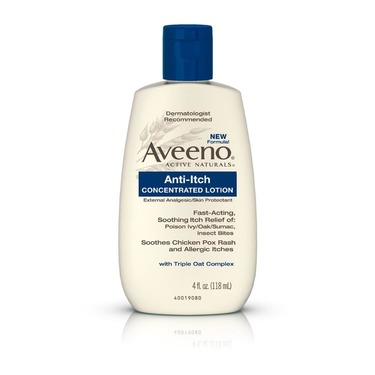 Aveeno Anti Itch Concentrated Lotion Reviews In Body