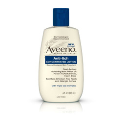 Aveeno Anti-Itch Concentrated Lotion