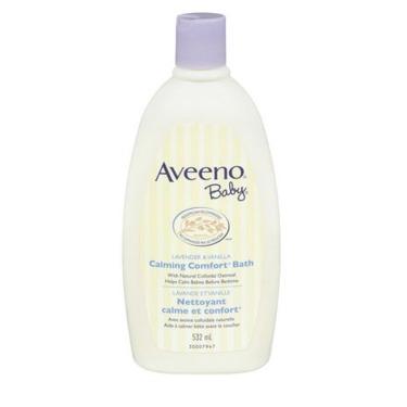 Aveeno Baby Calming Comfort Bath