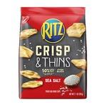 Ritz Crisp & Thins w/Sea Salt.
