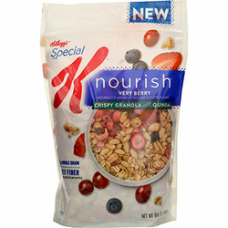 Special K Nourish Very Berry Crispy Granola