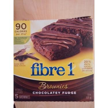 Fiber 1 Brownies Chocolatey Fudge
