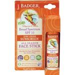 Badger Kids sport sunscreen stick SPF 35