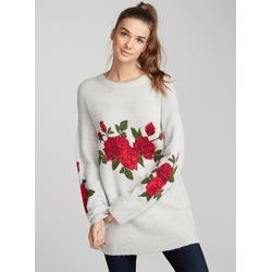 TWIK Romantic roses sweater