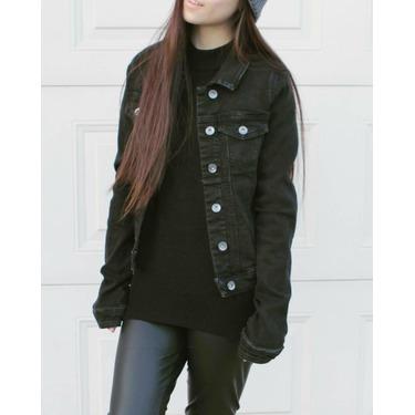 TWIK Faux-leather legging