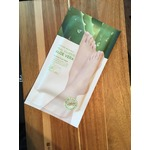 Nature Republic Real Squeeze Aloe Vera Peeling Foot Mask