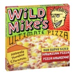 Wild Mike's Ultimate Pizza Supersized Hawaiian Pizza