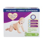 Parent's Choice Unisex Baby Diapers Value Size Pack