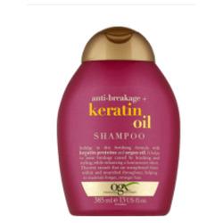 OGX Anti-breakage+ Keratin Oil Shampoo