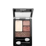 Maybelline New York Expert Wear Eyeshadow Quads, Chai Latte