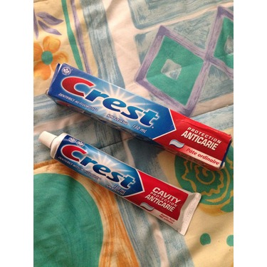 Crest Cavity Protection Regular Paste