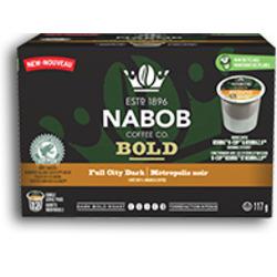Nabob Bold Full City Dark K Cups