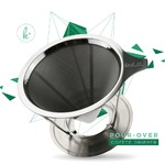 Kitchables Pour Over Coffee Drip Filter