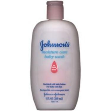 Johnson's® Baby Moisture Wash